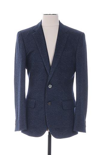 Veste chic / Blazer bleu HUGO BOSS pour homme