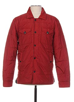 Doudoune rouge REPLAY pour homme
