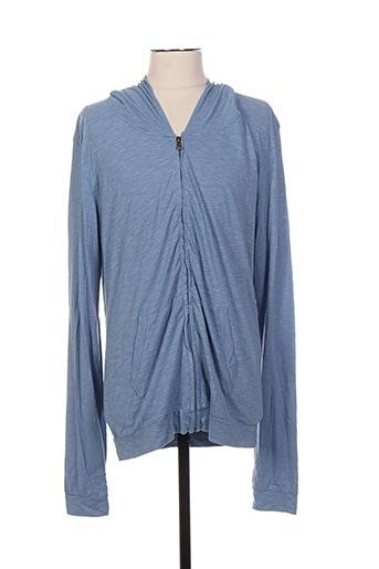 Veste casual bleu AUTHENTIC pour femme