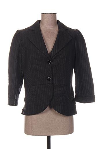 Veste chic / Blazer gris CHILLI PEPPER pour femme