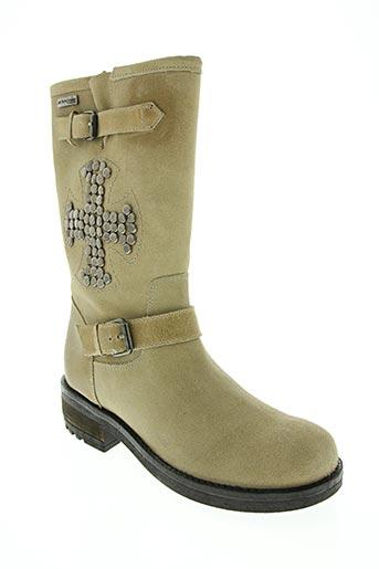 les tropeziennes par m.belarbi chaussures femme de couleur beige