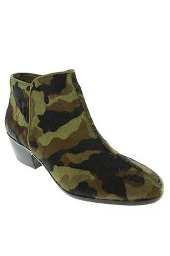 sam edelman chaussures femme de couleur vert