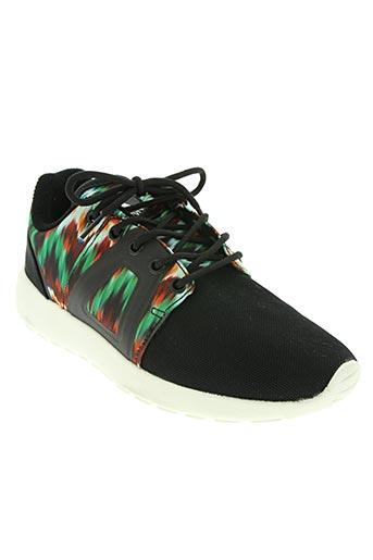 asfvlt chaussures femme de couleur noir