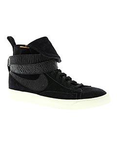 Baskets noir NIKE pour femme