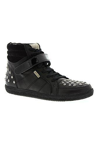 bee.fly chaussures femme de couleur noir