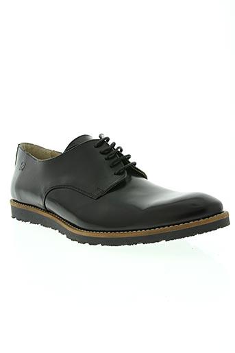 whooz chaussures homme de couleur noir