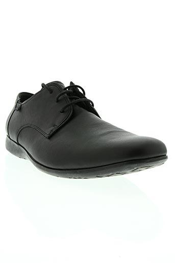 camper chaussures homme de couleur noir