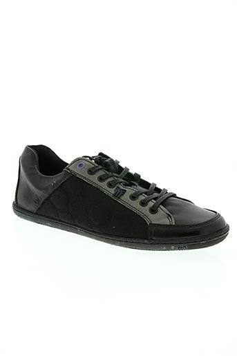 fenchurch chaussures homme de couleur noir