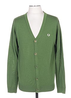 Produit-Gilets-Homme-FRED PERRY