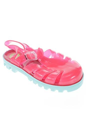 project jelly chaussures fille de couleur rose