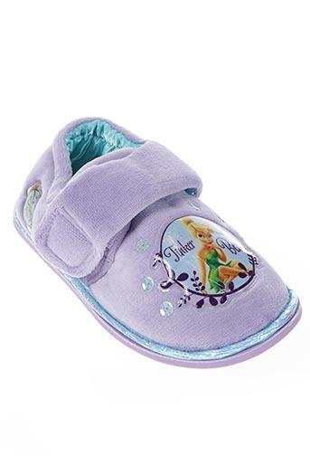 disney chaussures fille de couleur violet