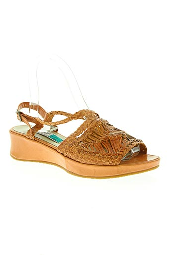 Sandales/Nu pieds rose ARNOUX pour femme