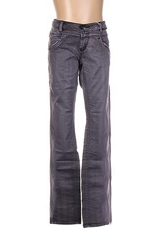 Jeans coupe slim violet GARCIA pour fille