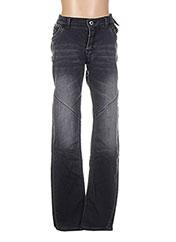 Pantalon casual noir BECKARO pour fille seconde vue