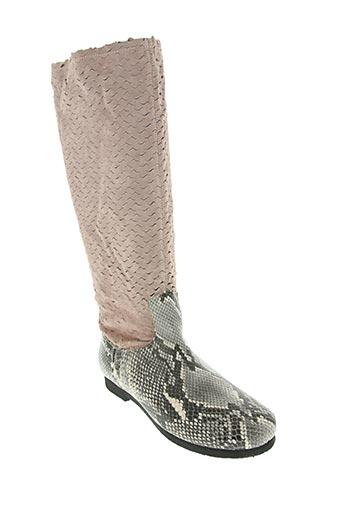 claudy chaussures femme de couleur rose