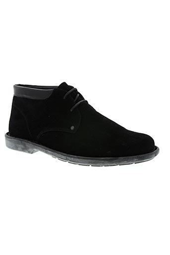 arid by arima chaussures homme de couleur noir