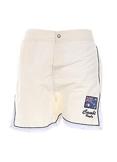Short beige CAMBE pour homme