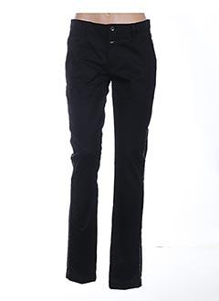 Pantalon casual noir CLOSED pour femme