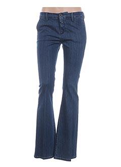 Jeans bootcut bleu CLOSED pour femme