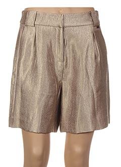 Produit-Shorts / Bermudas-Femme-ARMANI
