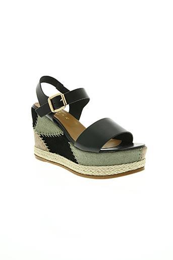 fiorina chaussures femme de couleur noir