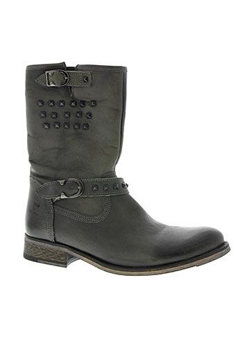 moshion chaussures homme de couleur gris