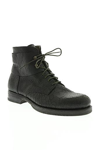 ink chaussures homme de couleur noir