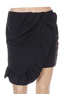 Mini-jupe noir GOLDEN DAYS pour femme