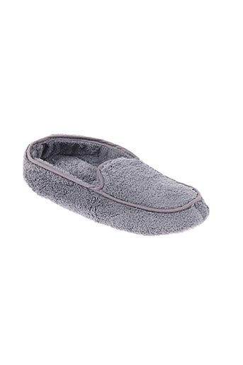 quartem chaussures femme de couleur gris