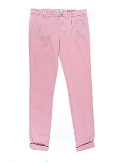 Pantalon casual rose PETROL INDUSTRIES pour fille