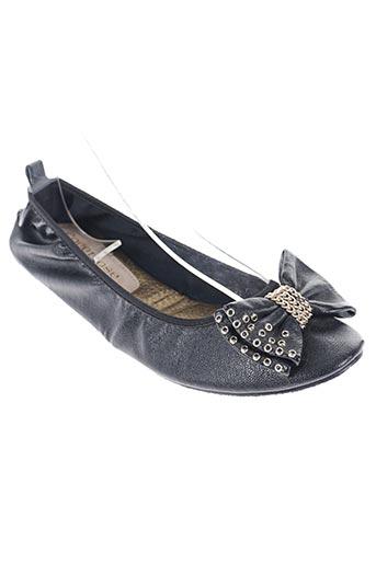 cocorose london chaussures femme de couleur noir