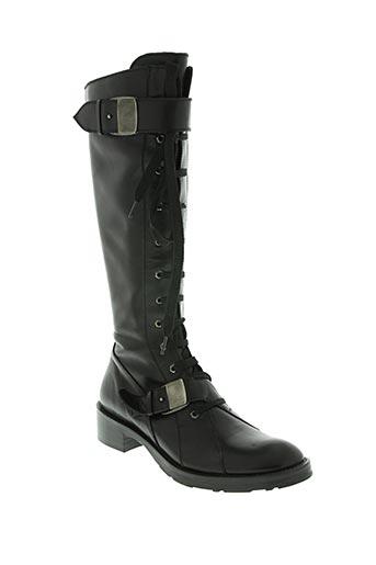 r&renzi chaussures femme de couleur noir