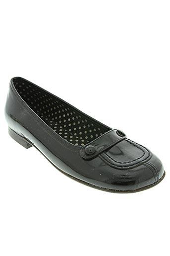 le plagiste chaussures femme de couleur noir