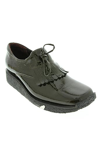 daniel hechter chaussures femme de couleur vert