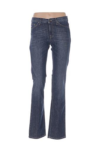 Jeans coupe slim bleu GANT pour femme