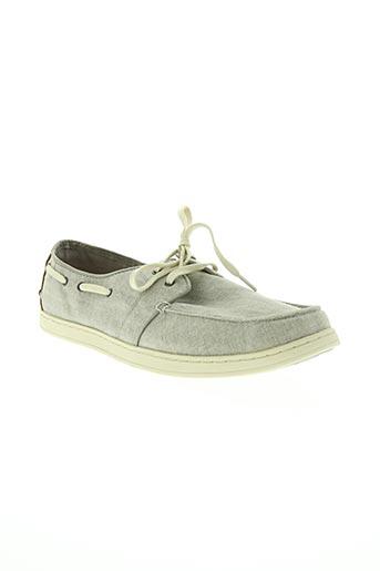 toms chaussures homme de couleur gris