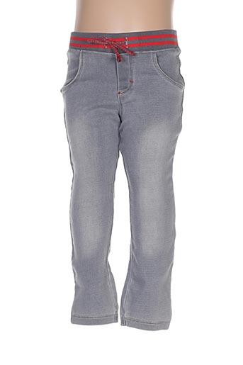 Jeans coupe slim gris ABSORBA pour garçon