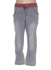Jeans coupe slim gris ABSORBA pour garçon seconde vue