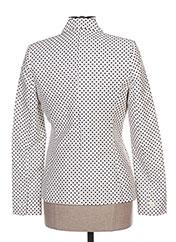 Veste chic / Blazer blanc PAUL & JOE pour femme seconde vue