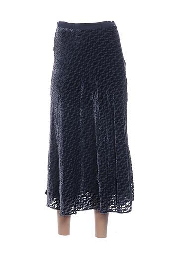Jupe longue bleu ARMAND VENTILO pour femme