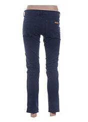 Pantalon 7/8 bleu PAUL & JOE pour femme seconde vue