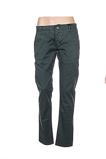 Pantalon casual vert BIAGGIO pour fille
