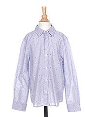 Chemise manches longues bleu NAME IT pour garçon seconde vue
