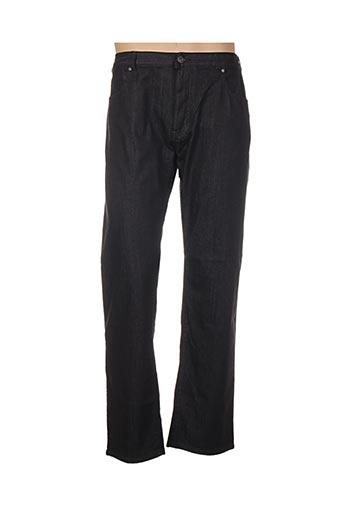 Jeans coupe slim noir ARMANI pour homme
