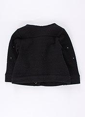 Veste casual noir IKKS pour fille seconde vue