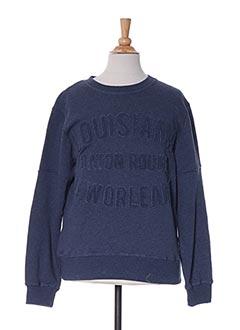 Sweat-shirt bleu LMTD pour garçon