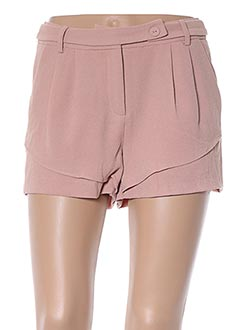 Produit-Shorts / Bermudas-Femme-MORGAN