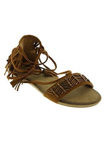 Sandales/Nu pieds marron BELLUCCI pour femme