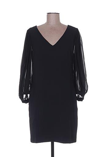 Robe courte noir CELISE pour femme