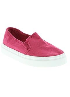 Baskets rose POTOMAC pour fille